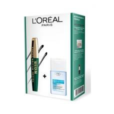 L'Oreal Paris Подарочный набор Тушь Volume Million Lashes Feline + Средство для снятия макияжа