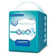 Трусы для взрослых  iD PANTS размер М 10шт.