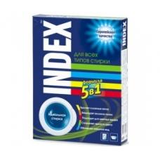 Стиральный порошок для всех типов стирки «INDEX» 400 г.
