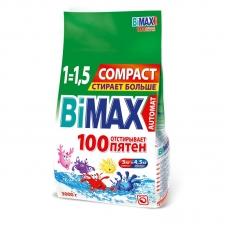 Стиральный порошок «Бимакс» Автомат 100 Пятен 3000г.