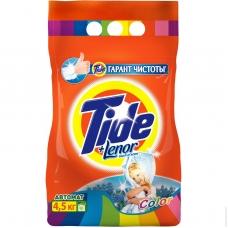 Стиральный порошок Tide Lenor Touch of Scent. Color автомат 4,5 кг.