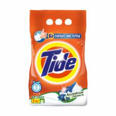 Стиральный порошок Tide Альпийская свежесть автомат 3 кг.