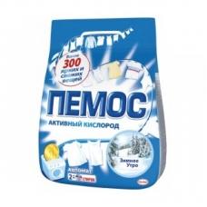 Стиральный порошок Пемос Активный Кислород Зимнее утро 2кг