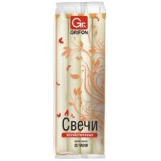 Свечи хозяйственные 80 г. 4 шт. в п/э упаковке