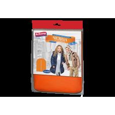 АКВИКОМП Чехол для детской одежды, 60×80 см, спанбонд, 1 шт., оранжевый