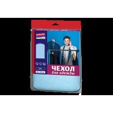 АКВИКОМП Чехол для одежды СМС, 1 шт., голубой