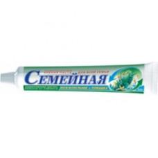 Лечебно-профилактическая зубная паста «Семейная» Можжевельник и ромашка 100г.