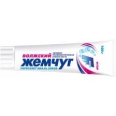 Зубная паста «Волжский жемчуг» Фтор 100мл.