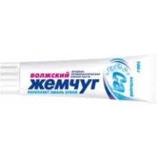 Зубная паста «Волжский жемчуг» Кальций 100мл.
