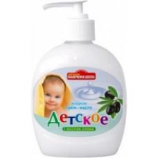 Крем-мыло «Детское» Олива 280мл.