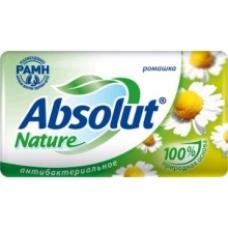 Мыло туалетное «Absolut NATURE» Ромашка 90г.