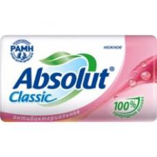 Мыло туалетное «Absolut CLASSIC» Нежное 90г.