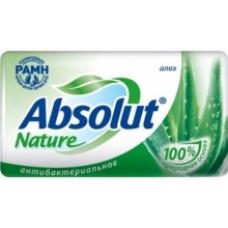 Мыло туалетное «Absolut NATURE» Алоэ 90г.