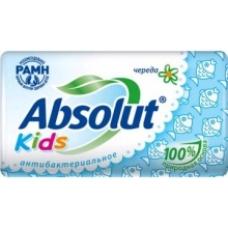 Мыло туалетное «Absolut KIDS» Череда 90г.