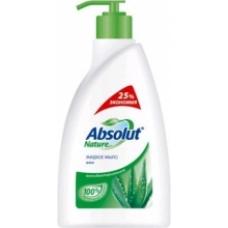 Мыло жидкое «Absolut NATURE» Алоэ 500мл.