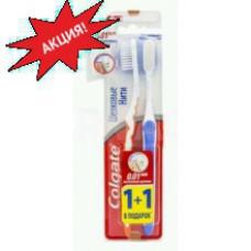 Зубная щетка Colgate® Шелковые Нити мягкая 1+1