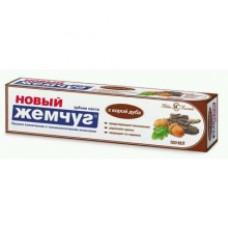 Зубная паста «Жемчуг новый» Кора дуба 50 мл.
