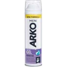 ARKO Гель для бритья Для чувствительной кожи Sensitive 200 мл.