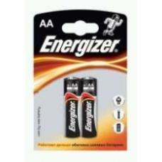 Батарейки Energizer MAX E91/AA 2 шт.