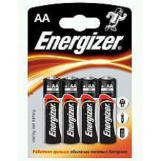 Батарейки Energizer MAX E91/AA 4 шт.