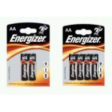 Батарейки Energizer MAX E91/AA 6 шт.