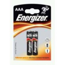 Батарейки Energizer MAX E92/AAА 2 шт.