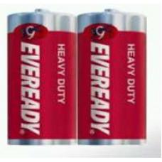Батарейки EVEREADY HD/R20 2 шт.