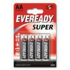 Батарейки EVEREADY SHD R6/AA 4 шт.