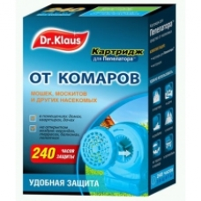 DR.KLAUS Картридж для  Пепелатора