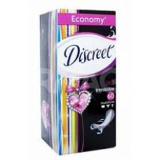 Ежедневные прокладки Discreet Irresistible 60 шт.