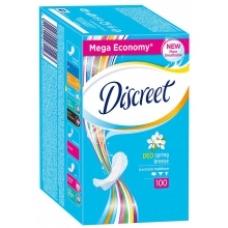 Ежедневные прокладки Discreet Весенний бриз 100 шт.