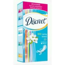 Ежедневные прокладки Discreet Весенний бриз 20 шт.
