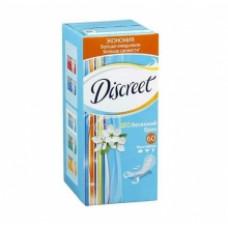 Ежедневные прокладки Discreet Весенний бриз 60 шт.