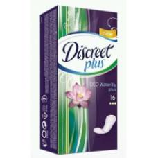 Ежедневные прокладки Discreet Водная лилия 20 шт.