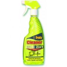 ФРАТТИ Моющее средство  для окон Лимонная свежесть 500мл. (минимальный заказ 12шт.)