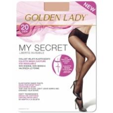 Golden Lady Колготки My Secret 20 Nero 4