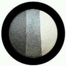 KIKI Baked Shadow Тени для век запеченые трехцветные 701