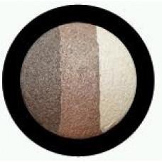 KIKI Baked Shadow Тени для век запеченые трехцветные 703