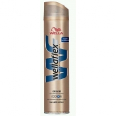 Лак для волос Wellaflex Длительная поддержка объема экстрасильная фиксация 250 мл.
