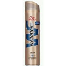 Лак для волос Wellaflex Длительная поддержка объема сильная фиксация 250 мл.