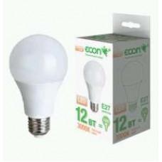 Лампа LED A 12 Вт E27 4200K A60 ES