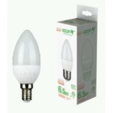 Лампа LED CN 6,5Вт E14 4200K B35 ES