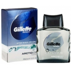 Лосьон после бритья Gillette Series Arctic Ice 100 мл.