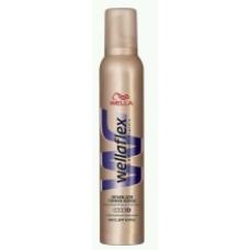 Мусс для укладки волос Wellaflex Объем для тонких волос супер-сильная фиксация 200 мл.