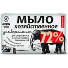 Мыло хозяйственное 72% Универсальное 4*100г.