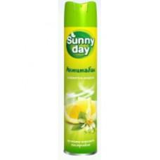 Освежитель воздуха Sunny Day Антитабак Глоток свежего воздуха 300мл.