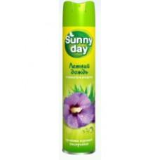 Освежитель воздуха Sunny Day Летний дождь 300мл.