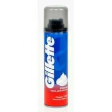 Пена для бритья Gillette Foam Classic Clean Чистое бритье 200 мл.