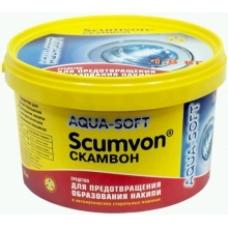 Scumvon AQUA-SOFT Средство для предотвращения образования накипи в автоматических стиральных машинах 1,8 кг.
