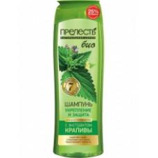 Шампунь для волос Прелесть Bio Укрепление и защита 500 мл.